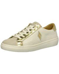 b9490db7370 Lyst - Steve Madden Glamour Satin Ankle-high Slip-on Shoes - 10m