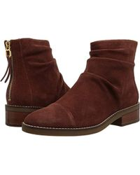 Cole Haan - Riona Grand Back Zip Bootie Ankle Boot - Lyst