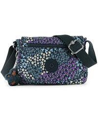 Kipling - Sabian Alabaster Crossbody Mini Bag - Lyst