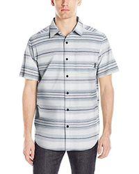 b2000b9bda9 Vineyard Vines Gibbs Hill Plaid Classic Tucker Shirt (jake Blue) Men's Long  Sleeve Button Up in Blue for Men - Lyst
