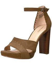 Nine West - Daithi Fabric Sandal - Lyst
