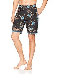 Quiksilver - Highline Trespashort Sleeveer 20 Swim Trunk - Lyst