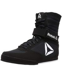 new style f4a0c e8e10 adidas. Box Hog Boxing Boots.  77. JD Sports · Reebok - Boot Boxing Shoe -  Lyst