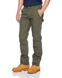 0eb84462620bb Lyst - Dickies Relaxed Fit Straight-leg Duck Carpenter Jean, Slate ...