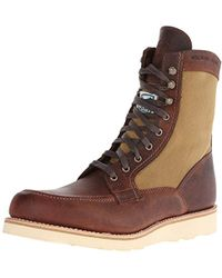 Wolverine - 1000 Mile Rowan Lace Up Boots - Lyst
