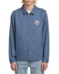Volcom Burkey Jacket - Blue