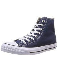Converse - Chuck Taylor All Star Seasonal Canvas High Top Sneaker - Lyst