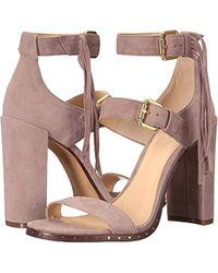 bfdaa21e1252 Lyst - Vince Camuto Camylla Women Us 9.5 Tan Sandals