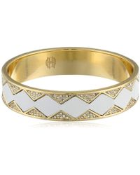 House of Harlow 1960 - Sunburst Bangle Bracelet - Lyst