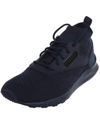 5ae643ab160e55 Lyst - Frank And Oak Reebok Zoku Runner In Collegiate Navy in Blue ...