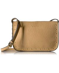 Calvin Klein - Cora Bubble Lamb Novelty Crossbody - Lyst