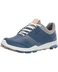 Ecco - Biom Hybrid 3 Gore-tex Golf Shoe - Lyst