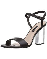 Nine West - Fiesty Synthetic Heeled Sandal - Lyst