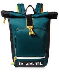 DIESEL - Scuba Rolltop Backpack - Lyst