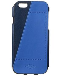 Fossil - Iphone 6 Wallet Case - Lyst