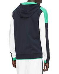 Calvin Klein - Fullzip Hoodie With Logo Elastic Tape - Lyst