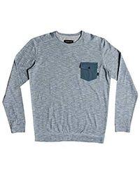 Quiksilver - Lindow Crew Neck Sweater - Lyst