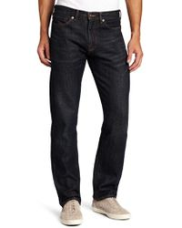 price reduced stable quality shop best sellers Brax Chuck Flat Front Stretch Cotton Pants in Blue for Men ...