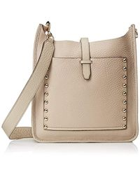 1cba83f6e0 Rebecca Minkoff - Unlined Feed Shoulder Bag - Lyst