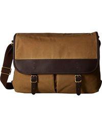 Fossil - Herrentasche ? Buckner Messenger Bag - Lyst