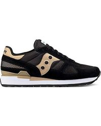 25a31e484245 Lyst - Saucony Originals Shadow Original Sneaker in Black for Men