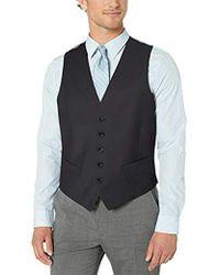 Perry Ellis - Slim Fit Suit Separate (blazer, Pant, And Vest) - Lyst