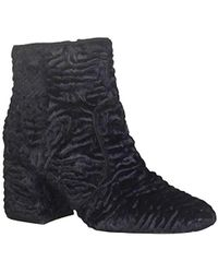 Nine West - Announcer Synthetic Ankle Boot - Lyst