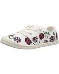 91e1d48159b Lyst - Hollister Madden Girl Bailey Sneaker