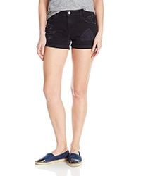 Guess - Boy Fit Short Destroy Wash - Lyst