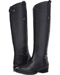 be2b70f55 Lyst - Women s Sam Edelman Mid-calf boots On Sale