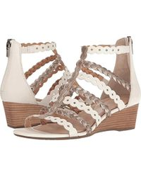 5b10afb8244 Rockport - Total Motion Wedge Gladiator Sandal - Lyst