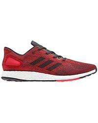 56554a51b Lyst - Adidas Pureboost Dpr Running Shoe in Blue for Men