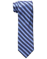 "Dockers - Big-tall Extra Long Portola Drive Stripe 100% Silk Tie (xl 63"") - Lyst"