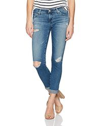 AG Jeans - Stilt Roll Up - Lyst