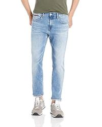b6743861 Tommy Hilfiger - Tommy Jeans Original Steve Slim Athletic Fit Jeans - Lyst