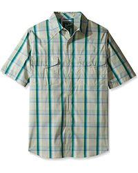 Woolrich - Desert View Modern Fit Shirt - Lyst