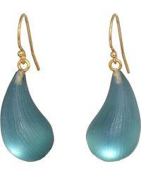 Alexis Bittar - Dew Drop Earrings - Lyst