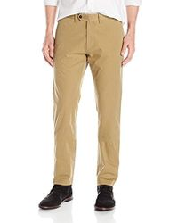 Todd Snyder - Hudson Tab Front Chino Pant - Lyst