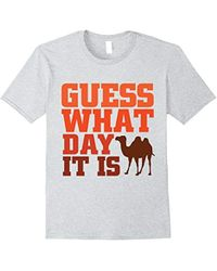 Guess - What Day It Is Hump Day Shirts - Lyst