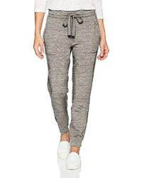 f13c2b049d56 Daily Ritual - Terry Cotton And Modal Patch-pocket Jogger - Lyst