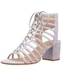 Pour La Victoire - Amabelle Dress Sandal - Lyst