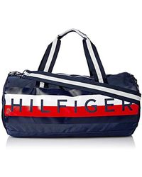 e9f44c446 Tommy Hilfiger - Duffle Bag Tommy Patriot Colorblock - Lyst