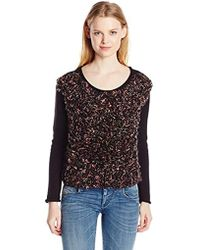 Plenty by Tracy Reese - Loopy Sweater - Lyst