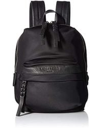 Liebeskind Berlin - Selby Nylon And Leather Mini Backpack - Lyst