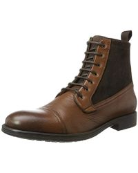 Geox Jaylon 12 Ankle Bootie - Brown