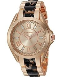Steve Madden - S Roman Numbers Alloy Watch - Lyst