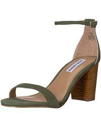fd10b207d1 Steve Madden Sweetest Strappy Dress Sandals - Lyst