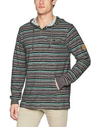 Rip Curl - Leroy L/s Hooded - Lyst