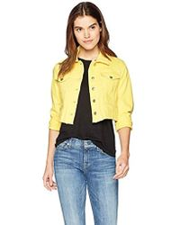 Joe's Jeans - 80's Crop Jacket - Lyst