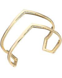 Vera Bradley - S Sparkling Cuff Bracelet - Lyst